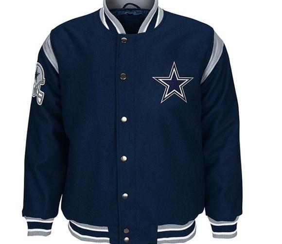 Dallas Cowboys Varsity Jacket